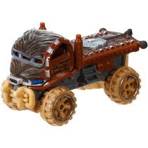 voertuig Star Wars Chewbacca 7 cm diecast bruin