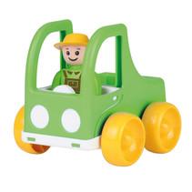 pickup My First Racers junior 13 x 10 cm groen/geel