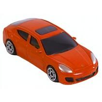 auto diecast 1:64 oranje