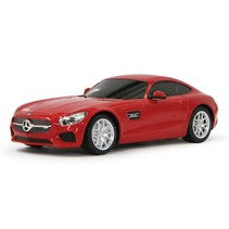 RC Mercedes-AMG GT jongens 40 MHz 1:24 rood