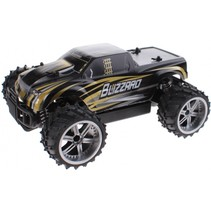 RC buggy 1:16 X-Truggy Blizzard 29 cm zwart/goud