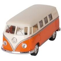 Volkswagen Classic Bus Koral / Wit (1962) 13 cm