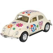Volkswagen Classic Beetle (1967) 13 cm wit