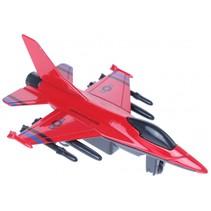 straaljager rood 12 cm
