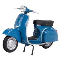 miniatuurscooter Vespa 150 Sprint-Veloce 1:18 blauw