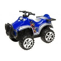 quad 12 cm blauw