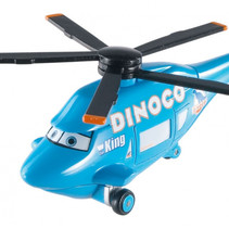 helikopter Disney Pixar Cars Rotor Turbosky 1:55