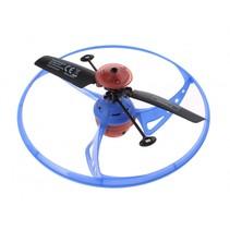 infrarood UFO drone blauw