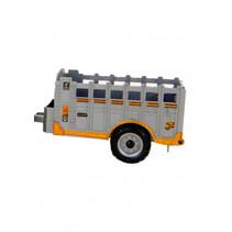 aanhanger tractor jongens oranje 12x9,5x5,5