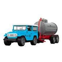 jeep Off-Road junior 24 cm blauw 2-delig