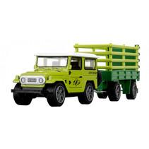 jeep Off-Road junior 24 cm groen 2-delig
