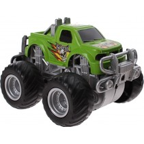 monstertruck Big Foot Drive 8.5 cm groen