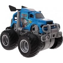 monstertruck Big Foot Drive 8.5 cm blauw