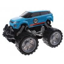 Monstertruck Infinite Power friction 18 cm blauw