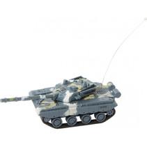 mini-tank junior 11 x 4,3 x 3,3 cm groen 8-delig