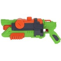waterpistool 38 cm groen/oranje