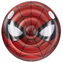 luchtbed Spider-Man junior 118 cm rood