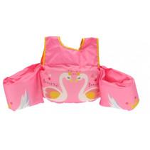 zwembandjes Flamingo meisjes 53 cm nylon 20 kg roze
