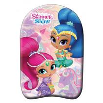 kickboard Shimmer & Shine 45 x 29 cm foam roze
