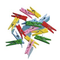 miniwasknijpers 2,5 cm 20 stuks