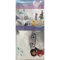 wanddecoratie stickers Everest: De Jonge Yeti 21-delig