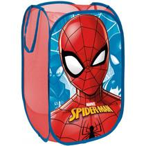 opbergbox Spider-Man 36 x 58 cm polyester rood/blauw