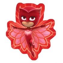 PJ Masks kussen Owlette 35 cm rood
