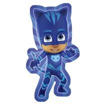 PJ Masks kussen Catboy 35 cm blauw