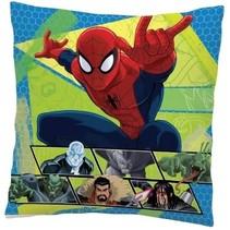 kussen Spider-Man 35 x 35 cm polyester