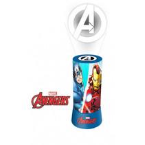 nachtllamp Avengers led jongens 20 cm