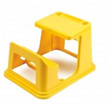 mini-bureau 79 cm geel