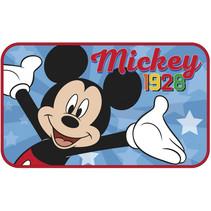tapijt Mickey Mouse meisjes 45 x 75 cm fleece