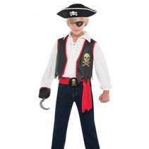 verkleedkostuum Pirate jongens