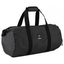 gymtas junior 25 liter 45 x 30 cm polyester zwart