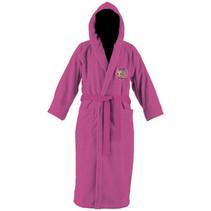 badjas Pink Lightning meisjes katoen roze mt 122/128