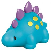 baddier dino met licht junior 9 x 6 cm blauw