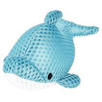 badvriendje Dolfijn 11 cm blauw