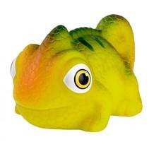badkameleon lichtgevend 7,5 cm geel