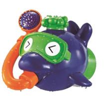 badspeelgoed junior 24 x 15 x 18 cm donkerblauw