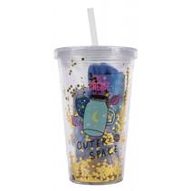 bruisballen Drinkbeker junior zout/mineralen blauw