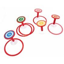 badspeelgoed ringen gooien 10-delig