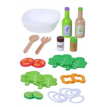 salade hout 28-delig