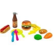 speelgoedeten hamburger 20-delig