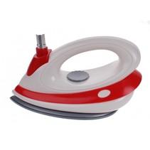 speelgoed strijkijzer junior rood/wit 16 cm