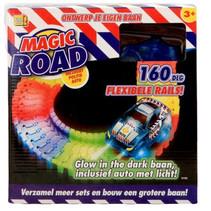 racebaan Magic Road politie jongens 160-delig