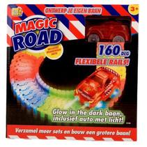 racebaan Magic Road brandweer jongens 160-delig