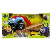 monster truck 4x4 lichtblauw