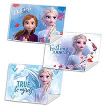 handdoeken Frozen II meisjes 40 x 30 cm 3 stuks