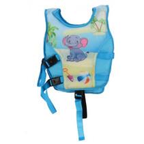 zwemvest Olifant junior 36 cm nylon 30 kg blauw