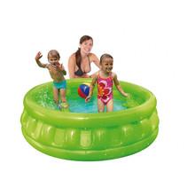 opblaaszwembad Galaxy 175 x 35 cm PVC groen